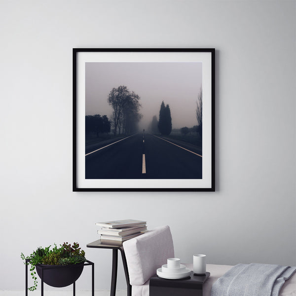This Winter Greatest Fog - Art Prints by Post Collective - 5
