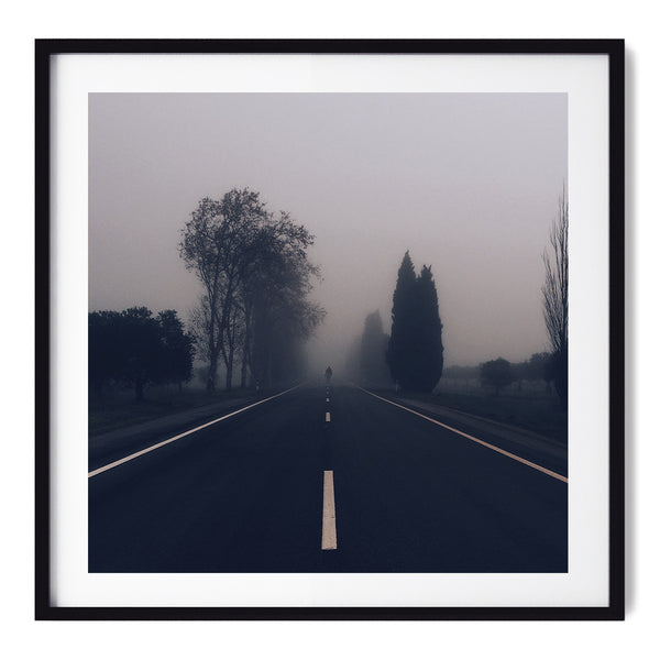 This Winter Greatest Fog - Art Prints by Post Collective - 1