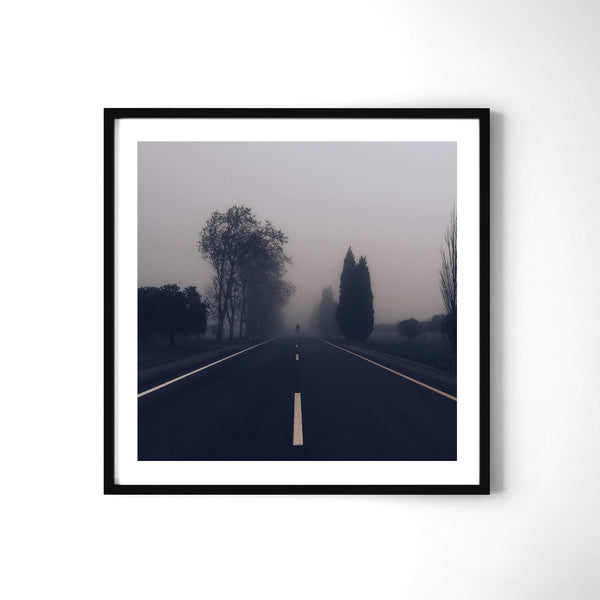 This Winter Greatest Fog - Art Prints by Post Collective - 2
