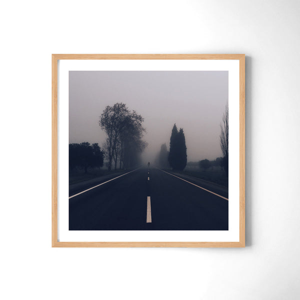 This Winter Greatest Fog - Art Prints by Post Collective - 3