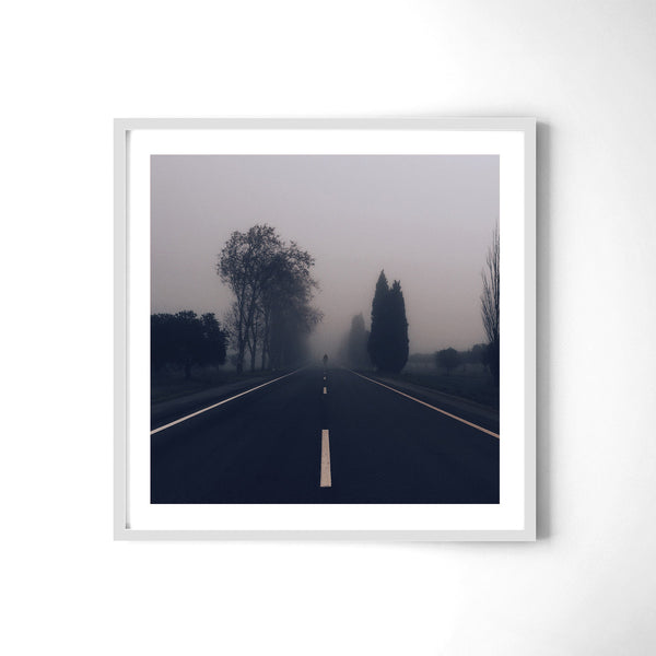 This Winter Greatest Fog - Art Prints by Post Collective - 4
