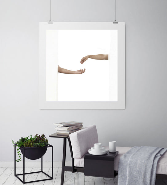 To Find Balance - Art Prints by Post Collective - 3