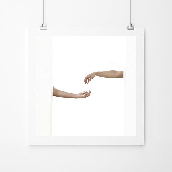 To Find Balance - Art Prints by Post Collective - 2
