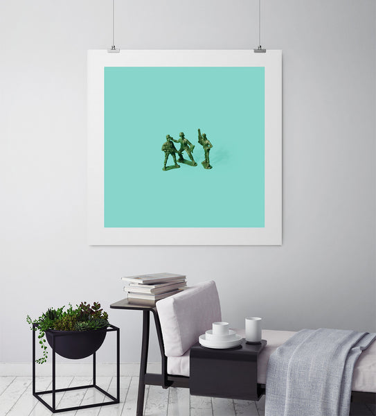 Toy Story - Art Prints by Post Collective - 3
