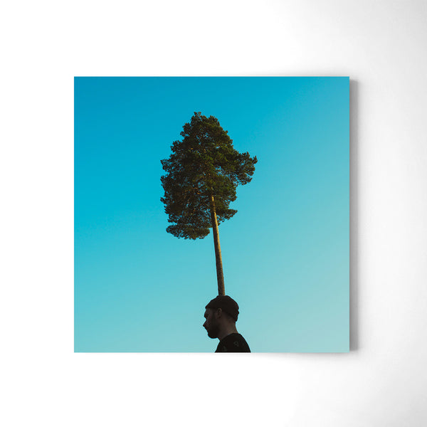 Treehat Self-Portrait - Art Prints by Post Collective - 2