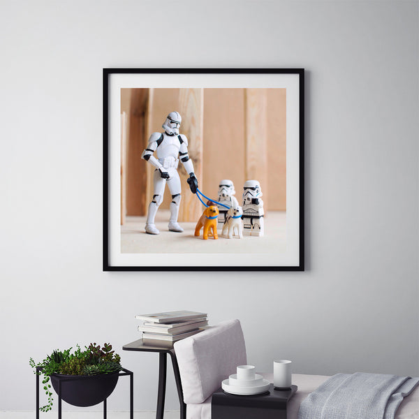 Trooper Family - Art Prints by Post Collective - 5