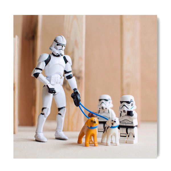 Trooper Family - Art Prints by Post Collective - 1