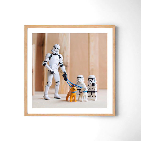 Trooper Family - Art Prints by Post Collective - 3