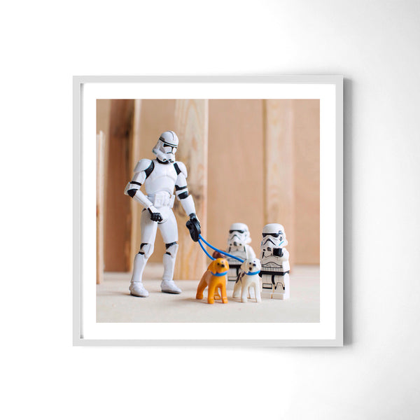 Trooper Family - Art Prints by Post Collective - 4