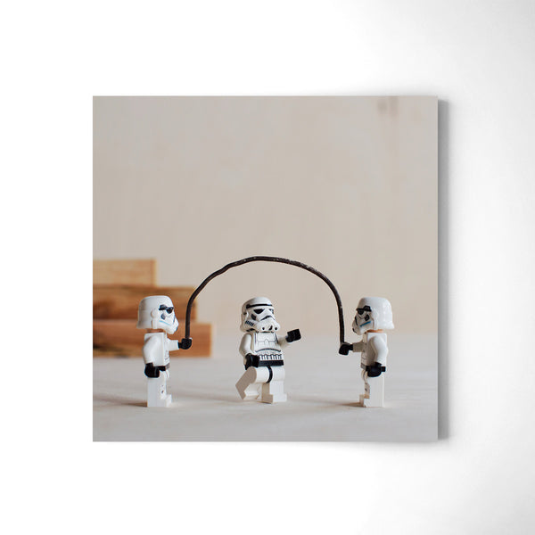 Trooper Life - Art Prints by Post Collective - 2