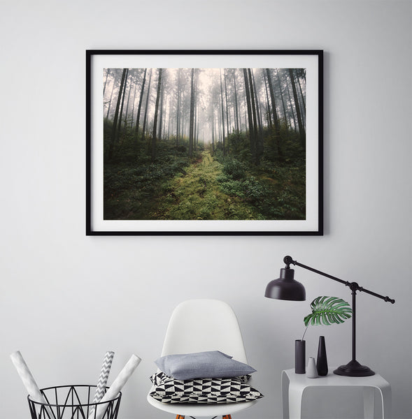 Unknown Road - Art Prints by Post Collective - 5
