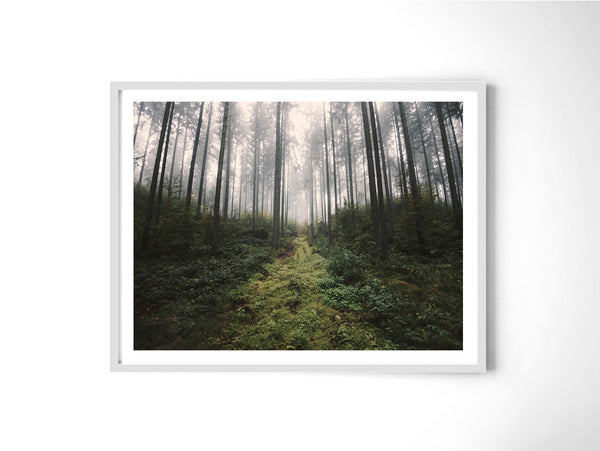 Unknown Road - Art Prints by Post Collective - 4