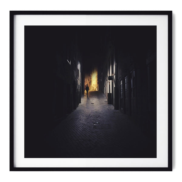 Vermeer Meets Caravaggio Part I - Art Prints by Post Collective - 1