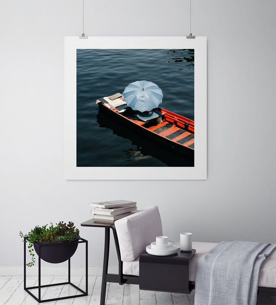 Waiting For Fishermen - Art Prints by Post Collective - 3