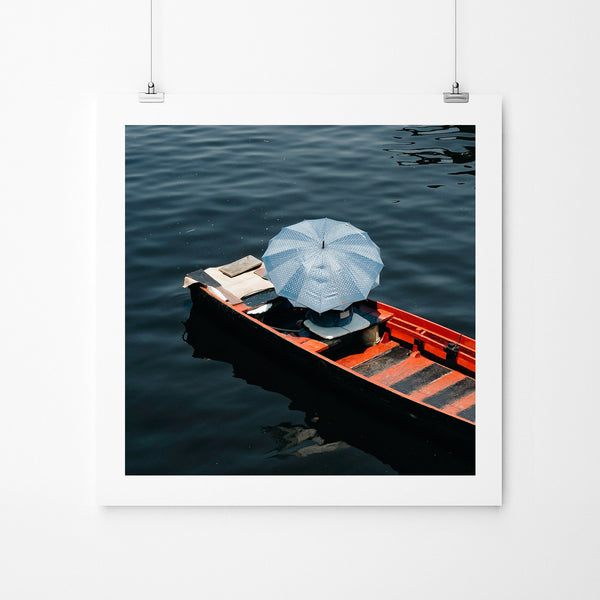 Waiting For Fishermen - Art Prints by Post Collective - 2