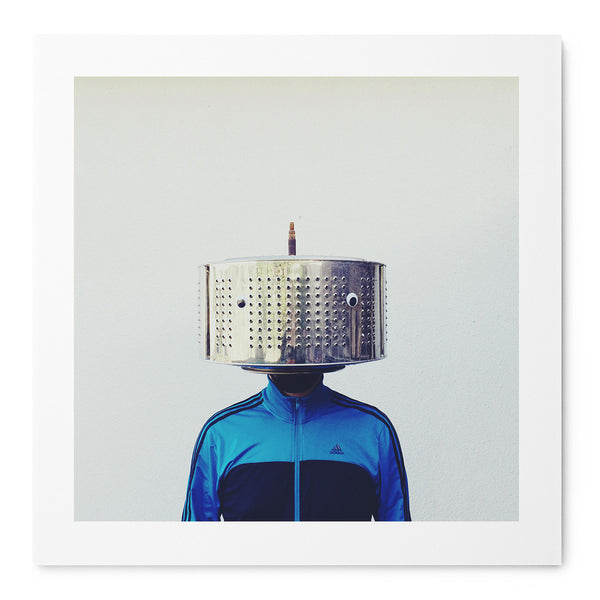 Washing Machine Man - Art Prints by Post Collective - 1