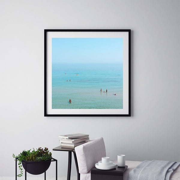 Where The Sea Meets The Sky - Art Prints by Post Collective - 5