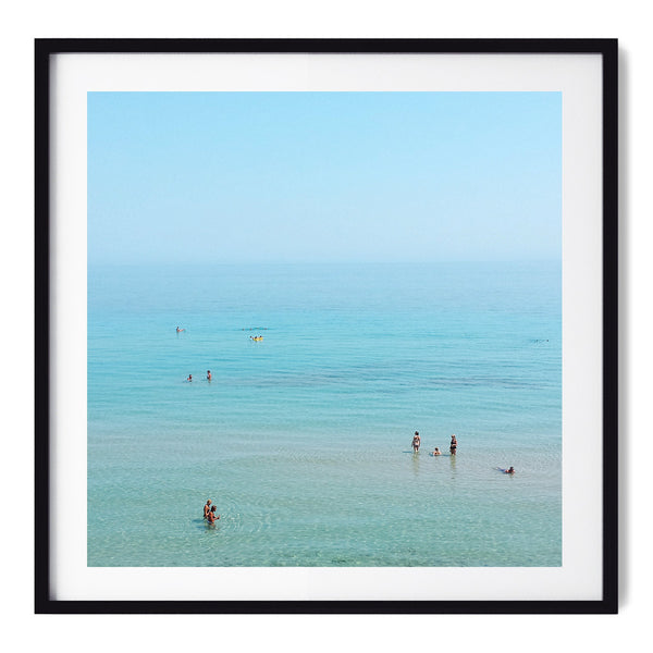 Where The Sea Meets The Sky - Art Prints by Post Collective - 1
