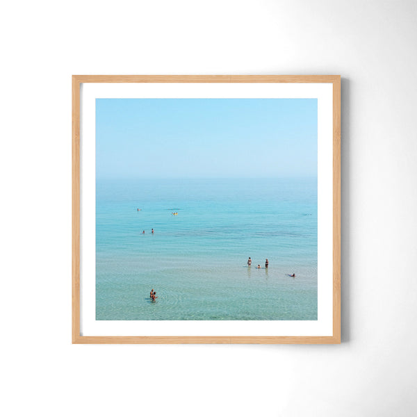 Where The Sea Meets The Sky - Art Prints by Post Collective - 3