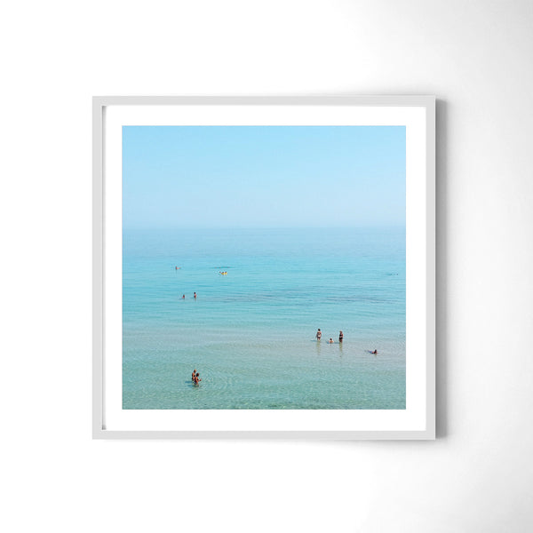 Where The Sea Meets The Sky - Art Prints by Post Collective - 4