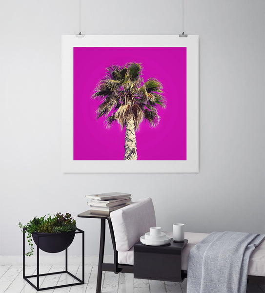 World Pink - Art Prints by Post Collective - 3