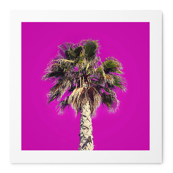 World Pink - Art Prints by Post Collective - 1