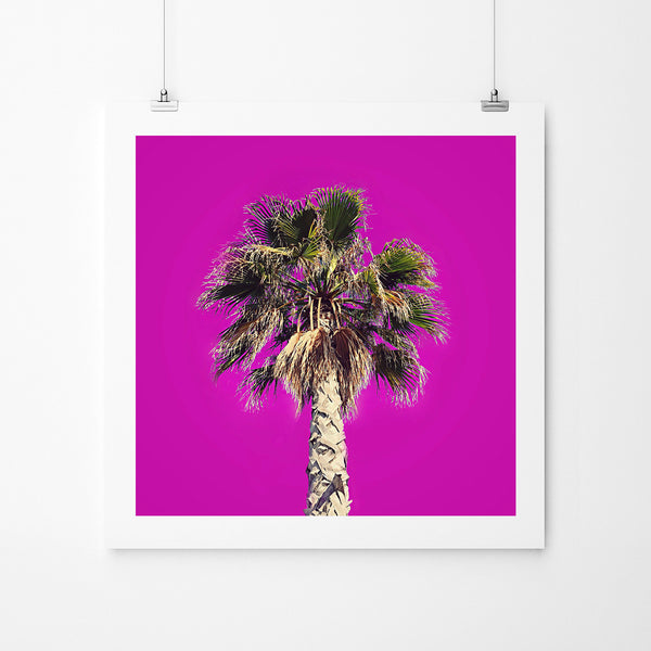 World Pink - Art Prints by Post Collective - 2