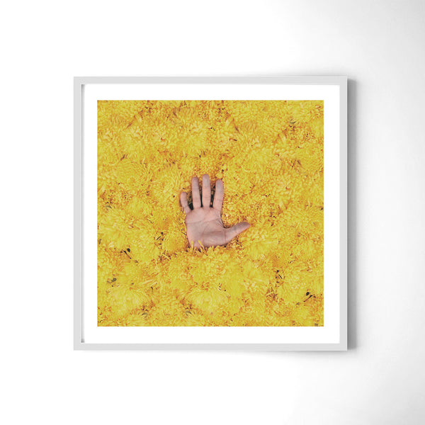 Yellow II - Art Prints by Post Collective - 4