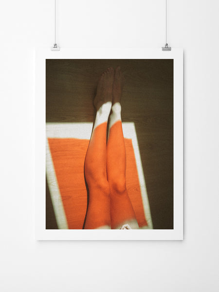 Your Legs - Art Prints by Post Collective - 2