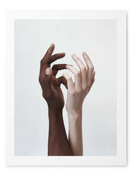 Your Touch - Art Prints by Post Collective - 1