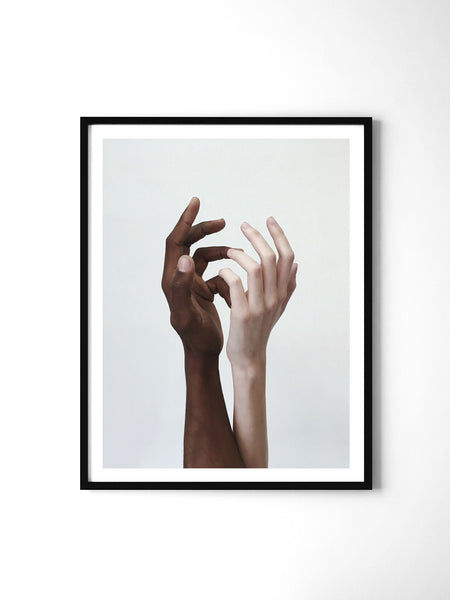 Your Touch - Art Prints by Post Collective - 2