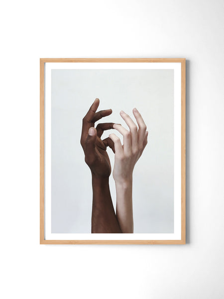 Your Touch - Art Prints by Post Collective - 3