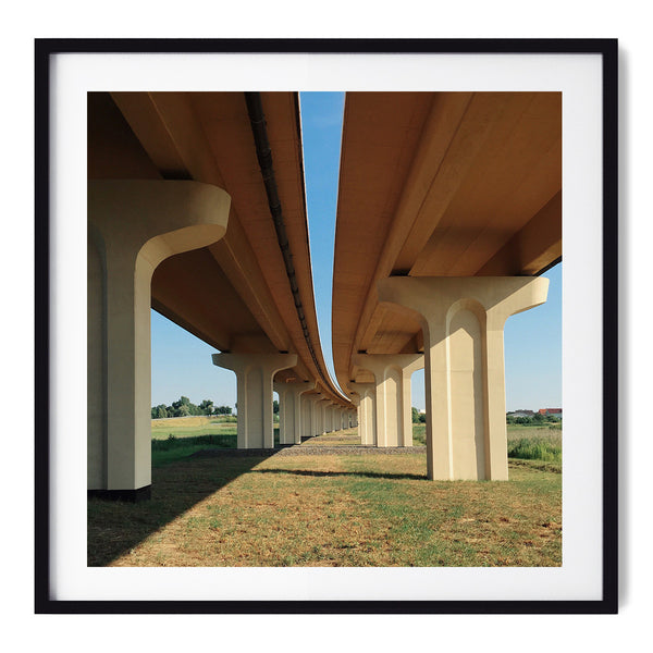A Bridge - Art Prints by Post Collective - 1