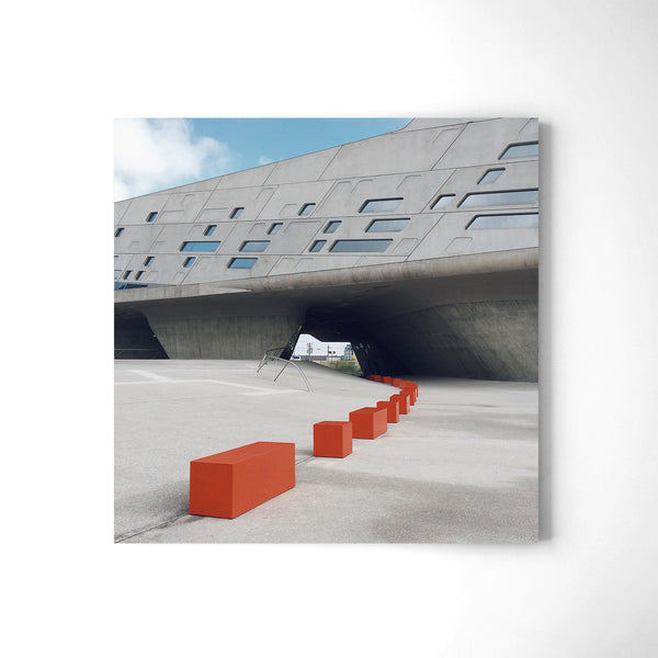 Concrete Heaven - Art Prints by Post Collective - 2