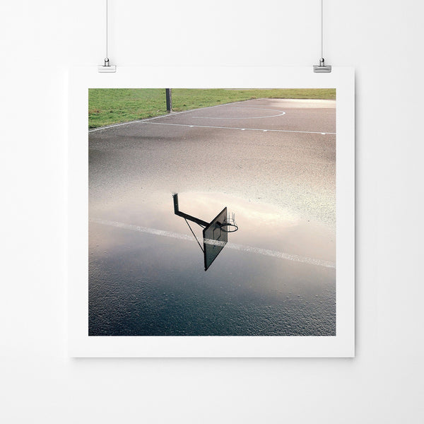 Dunked - Art Prints by Post Collective - 2