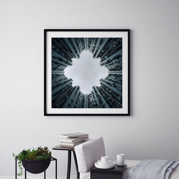 Future Flower - Art Prints by Post Collective - 5