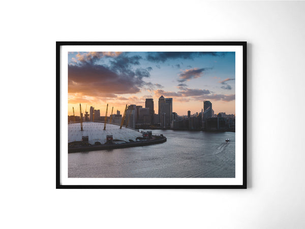 o2 Arena - Art Prints by Post Collective - 2
