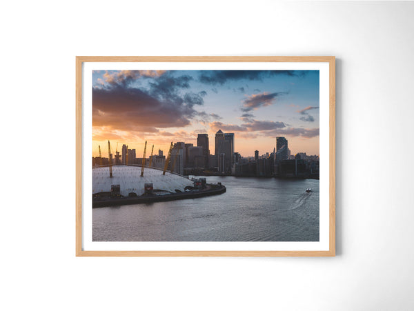 o2 Arena - Art Prints by Post Collective - 3