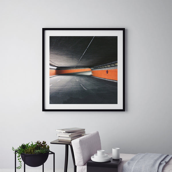 On The Fast Lane - Art Prints by Post Collective - 5