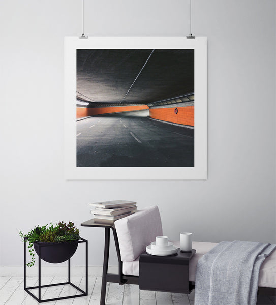 On The Fast Lane - Art Prints by Post Collective - 3