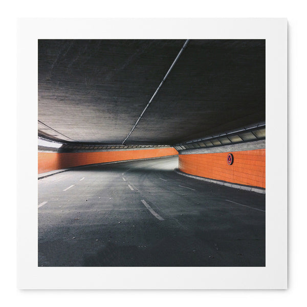 On The Fast Lane - Art Prints by Post Collective - 1