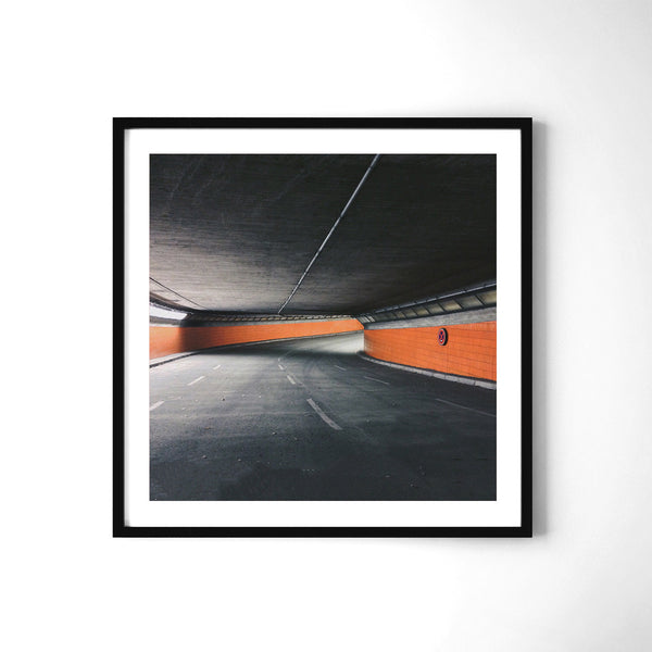 On The Fast Lane - Art Prints by Post Collective - 2