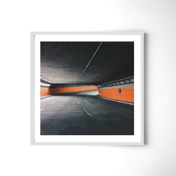 On The Fast Lane - Art Prints by Post Collective - 4