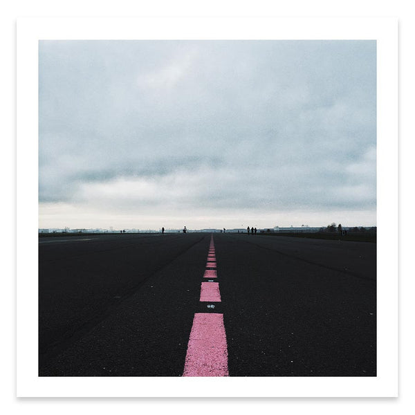 Pink Playground - Art Prints by Post Collective