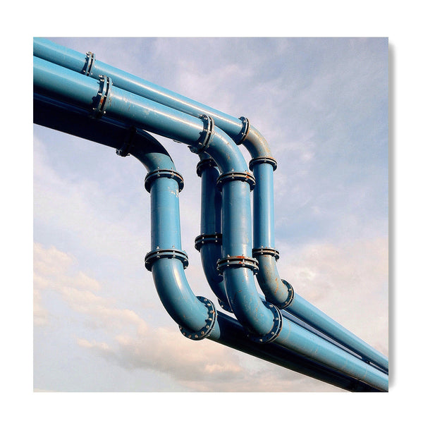 Pipes - Art Prints by Post Collective - 1