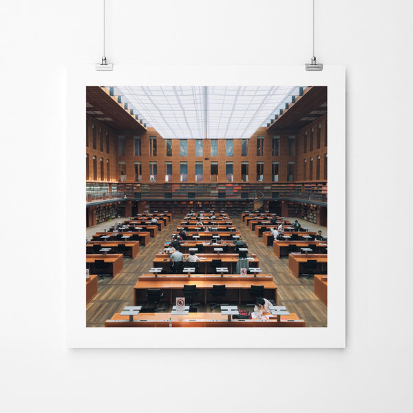 Readers' Choice - Art Prints by Post Collective - 2