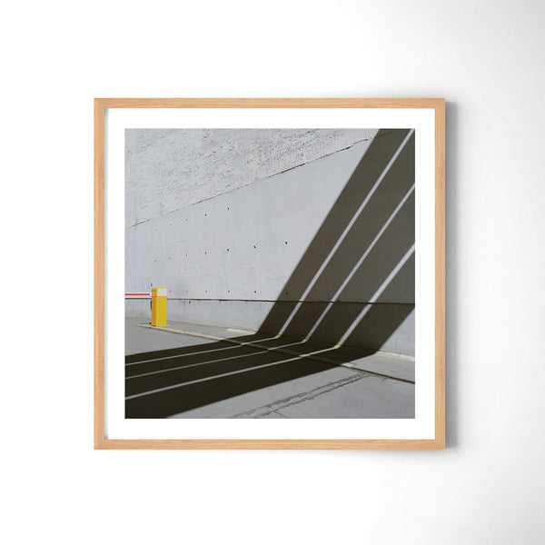 Shadow Stripes - Art Prints by Post Collective - 3