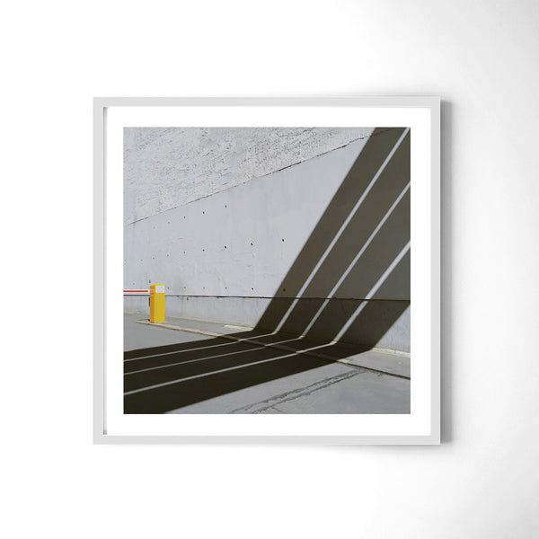 Shadow Stripes - Art Prints by Post Collective - 4