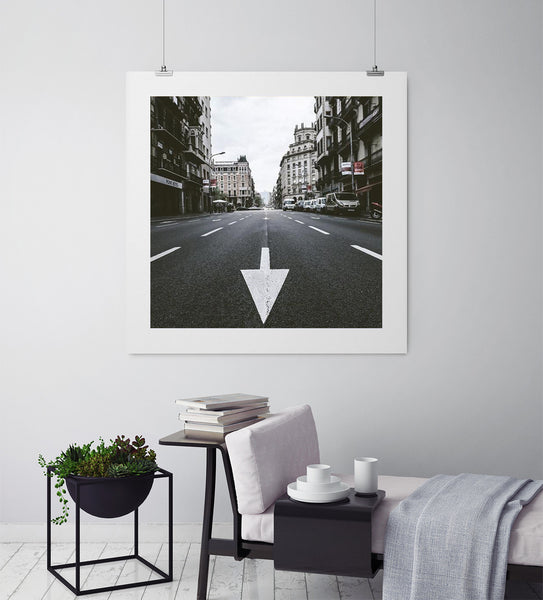 Streets Of Barcelona - Art Prints by Post Collective - 3