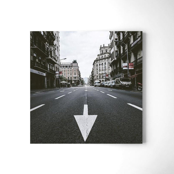 Streets Of Barcelona - Art Prints by Post Collective - 2